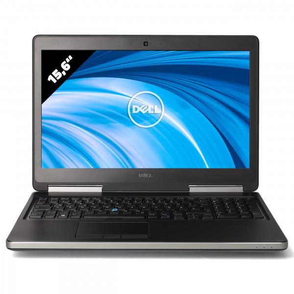 Dell Precision 7510 - 15,6 Zoll - Core i7-6920HQ @ 2,9 GHz - 16GB RAM - 500GB SSD - AMD Radeon R9 M375X - FHD (1920x1080) - Webcam - Win10Pro