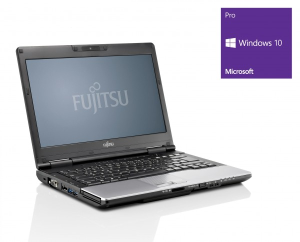 Fujitsu LifeBook S752 - 14,0 Zoll - Core i5-3320M @ 2,6 GHz - 8GB RAM - 250GB SSD - DVD-RW - WXGA (1366x768) - Win10Pro
