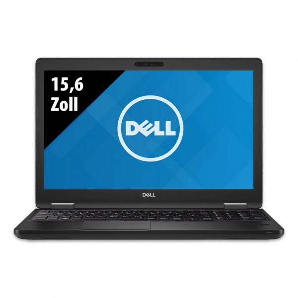 Dell Latitude 5591 - 15,6 Zoll - Core i7-8850H @ 2,6 GHz - 16GB RAM - 1000GB SSD - FHD (1920x1080) - Webcam - Win10Pro