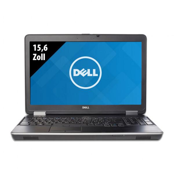 Dell Latitude E6540 - 15,6 Zoll - Core i5-4310M @ 2,7 GHz - 8GB RAM - 250GB SSD - FHD (1920x1080) - Win10Pro