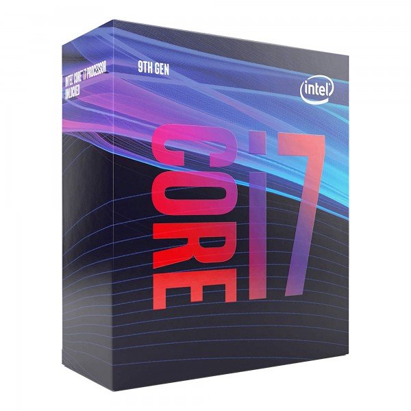 Intel Core i7-9700K Prozessor - 3,6 GHz - Sockel 1151 - (ohne Kühler)