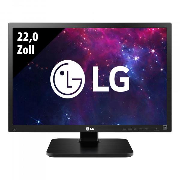 LG Flatron 22MB65PY-B - 22,0 Zoll - WSXGA+ (1680x1050) - 5ms - schwarz