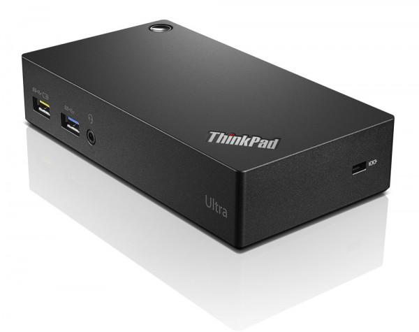 Lenovo ThinkPad USB 3.0 Ultra Dock - 40A8 - ohne Netzteil