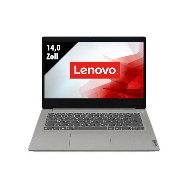 Lenovo IdeaPad 3 Platinum Grey - 14,0 Zoll - AMD Ryzen 3 3250U @ 2,6 GHz - 8GB RAM - 250GB SSD - FHD (1920x1080) - Webcam - Win10Home