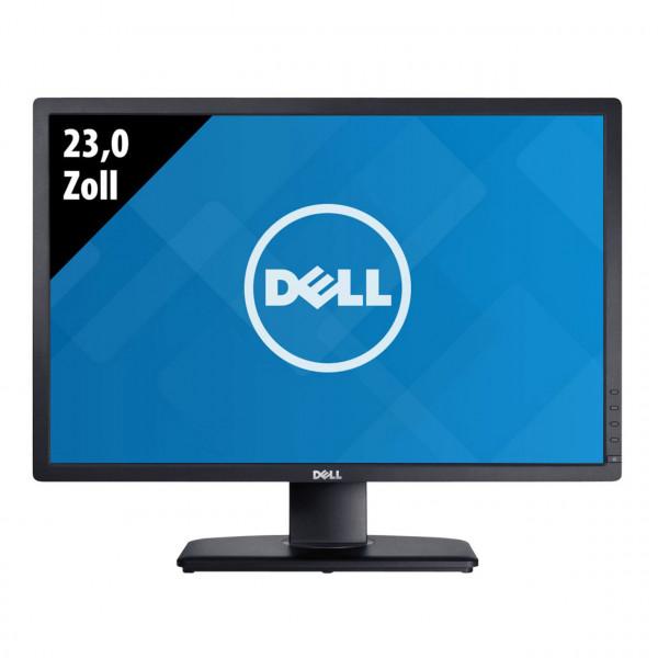 Dell UltraSharp U2312HMt - 23,0 Zoll - FHD (1920x1080) - 8ms - schwarz