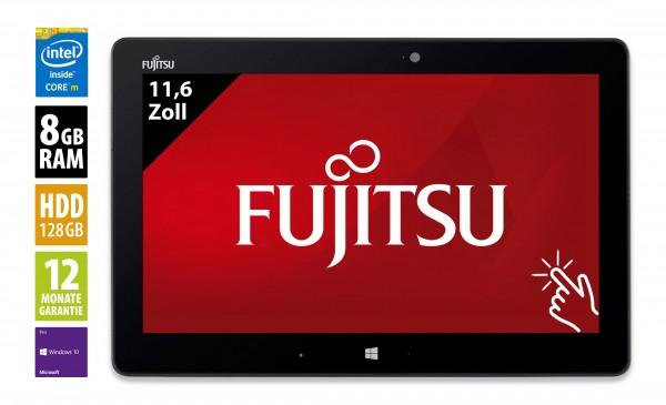 Fujitsu Q616 - Core m7-6Y75 @ 1,2 GHz - 8GB RAM - 250GB M.2 SSD - Win10Pro