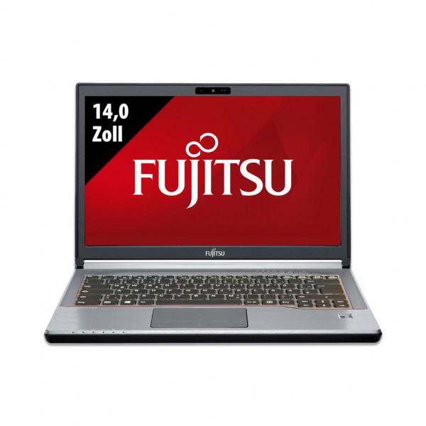 Fujitsu LifeBook E744 - 14,0 Zoll - Core i7-4712MQ @ 2,3 GHz - 8GB RAM - 250GB SSD - WSXGA (1600x900) - Win10Pro