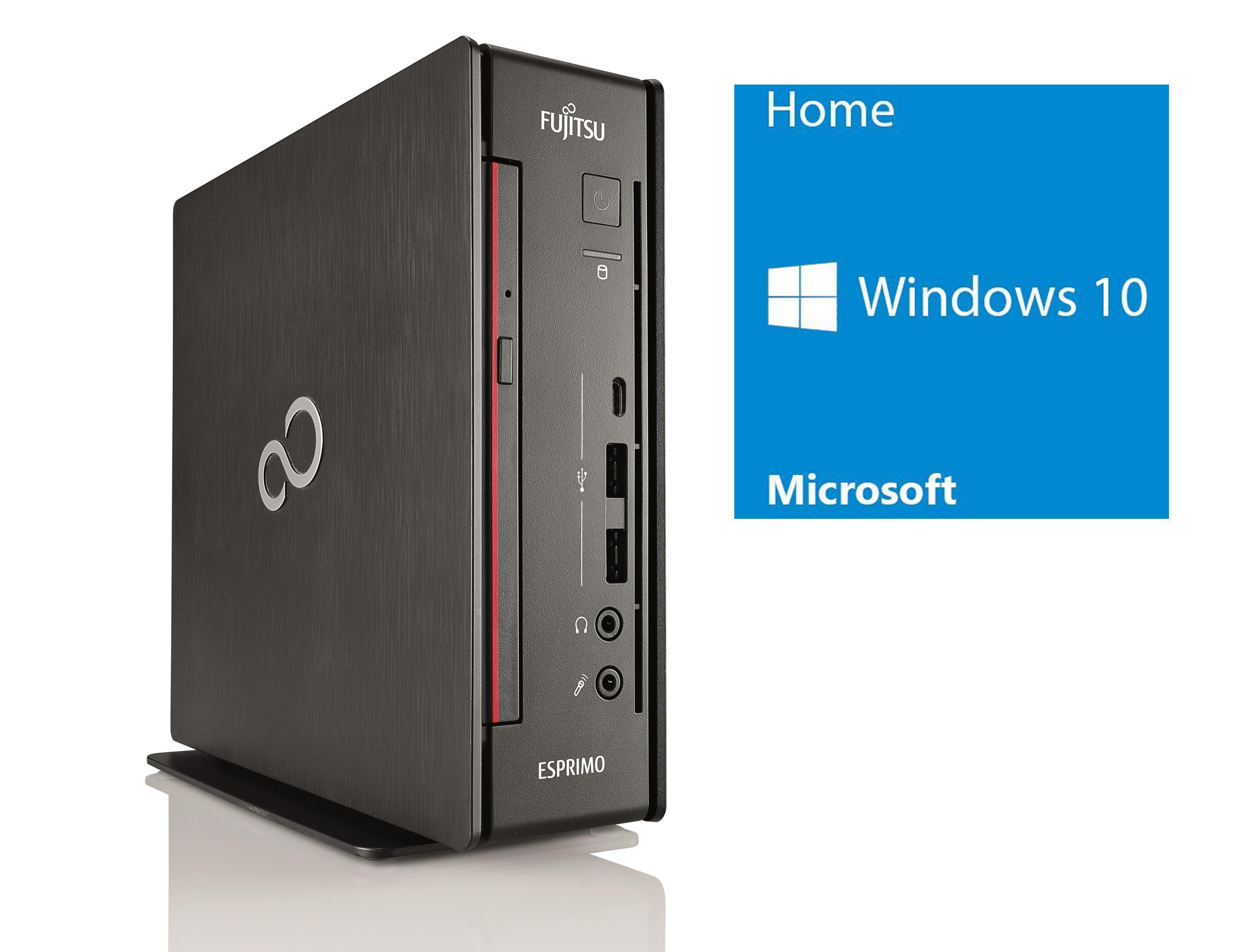 Fujitsu Esprimo Q957 Intel Core i5 6500T 2 5 GHz 8GB RAM 128GB SSD ohne LW Win10Home