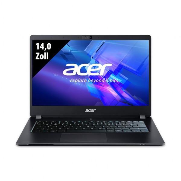 Acer TravelMate P6 - 14,0 Zoll - Core i5-10210U @ 1,6 GHz - 8GB RAM - 1000GB SSD - FHD (1920x1080) - Webcam - Win10Pro