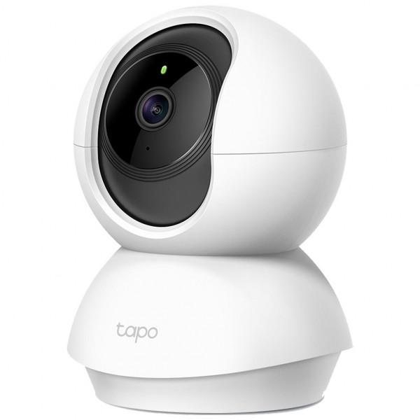 TP-Link - Netzwerk-Überwachungskamera - Innenbereich - 1080p - Weiß