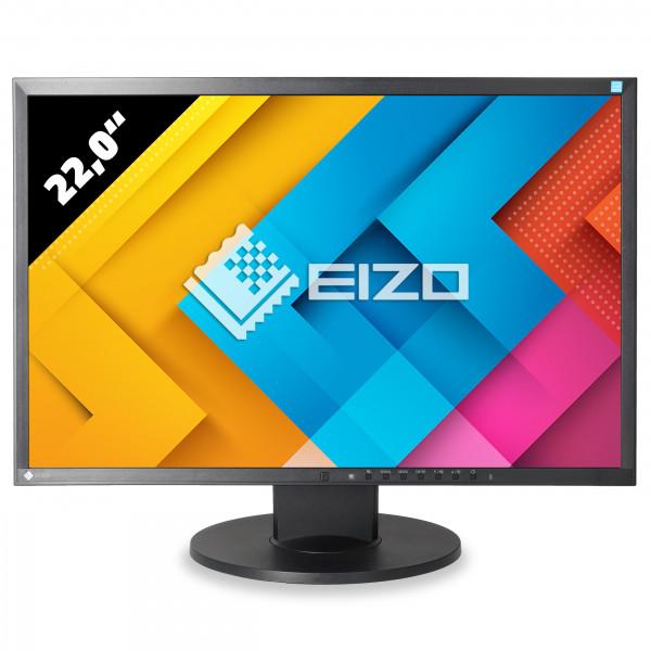 Eizo FlexScan EV2216W - 22,0 Zoll - WSXGA+ (1680x1050) - 5ms - schwarz