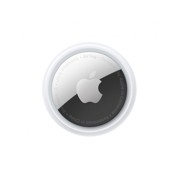 Apple AirTag (1er-Pack) - Tracker - Weiß/Silber