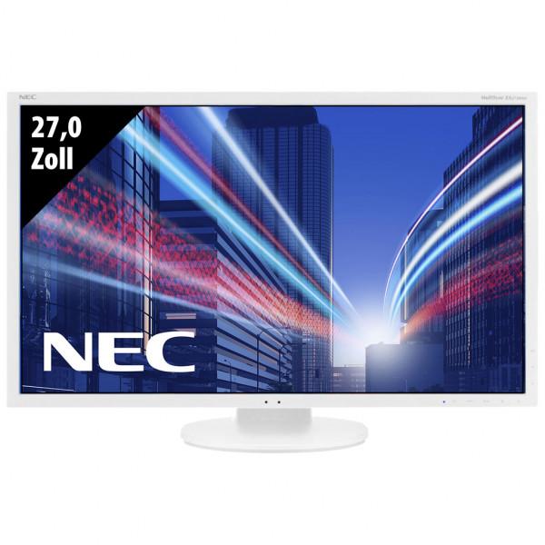 NEC MultiSync EA273WM - 27,0 Zoll - FHD (1920x1080) - 5ms - weiß
