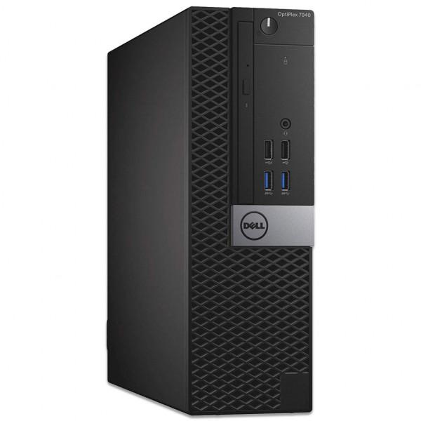 Dell OptiPlex 7040 SFF - Core i5-6600 @ 3,3 GHz - 16GB RAM - 500GB SSD - DVD-RW - Win10Home