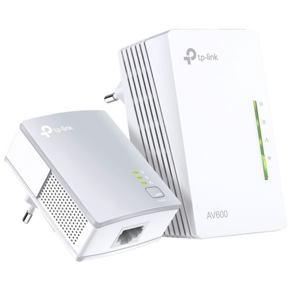 TP-Link Powerline - TL-WPA4221 KIT - 600 MBps - Weiß