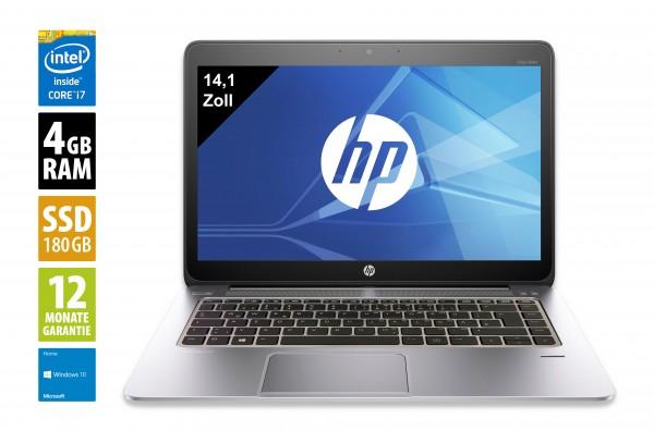 HP EliteBook Folio 1040 G1 - 14,1 Zoll - Core i7-4600U @ 2,1 GHz - 4GB RAM - 180GB SSD - WSXGA (1600x900) - Webcam - Win10Home