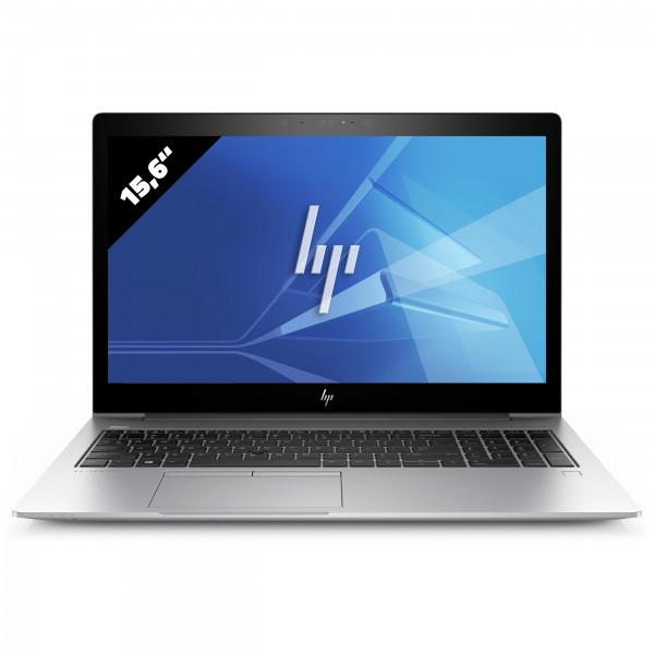 HP EliteBook 850 G3 - 15,6 Zoll - Core i5-6300U @ 2,4 GHz - 16GB RAM - 500GB SSD - FHD (1920x1080) - Webcam - Win10Home