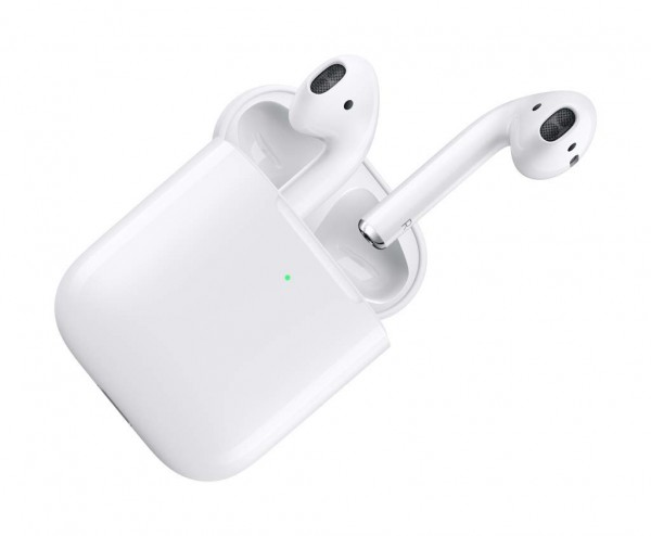Apple AirPods + Wireless Charging Case - 2nd Generation