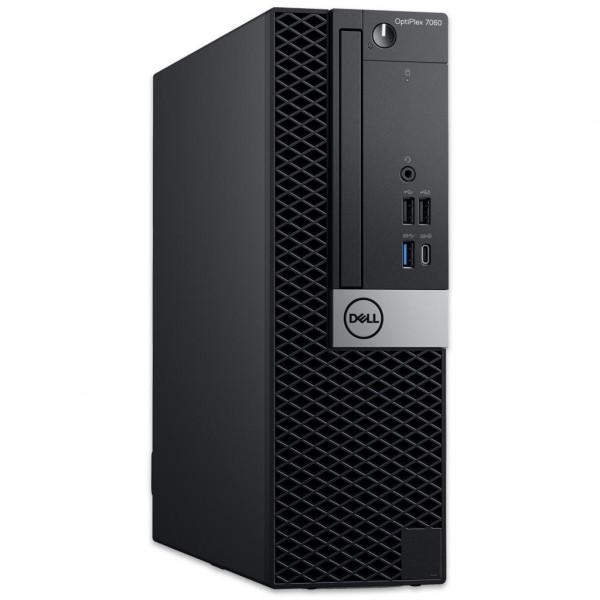 Dell OptiPlex 7060 SFF - Core i5-8500 @ 3,0 GHz - 8GB RAM - 250GB SSD - Win10Home