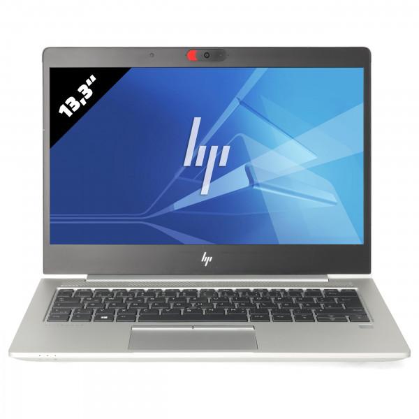 HP EliteBook 830 G6 - 13,3 Zoll - Core i5-8365U @ 1,6 GHz - 8GB RAM - 250GB SSD - FHD (1920x1080) - Webcam - Win10Home