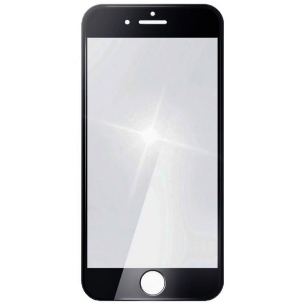 Displex Real Glass 3D - Full-Screen Glas - Displayschutzfolie - Schwarz - iPhone 7/8