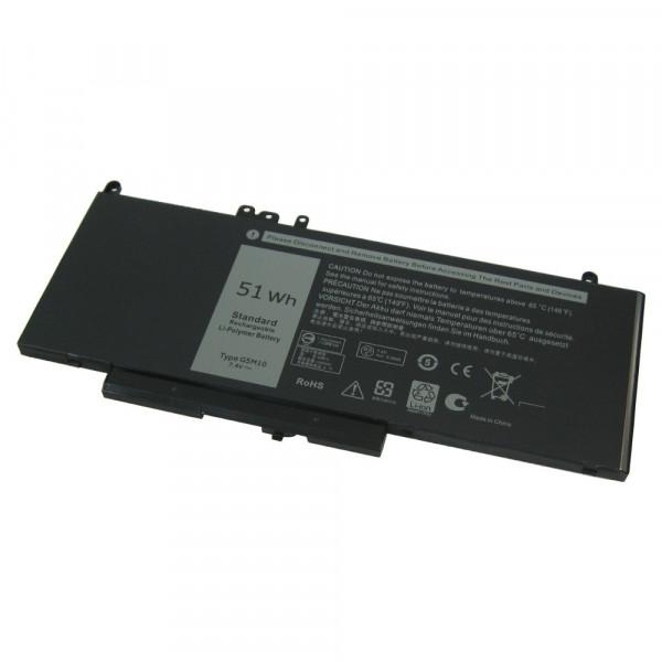 Akku für Dell Latitude 3150, 3160, E5250, E5450, E5550