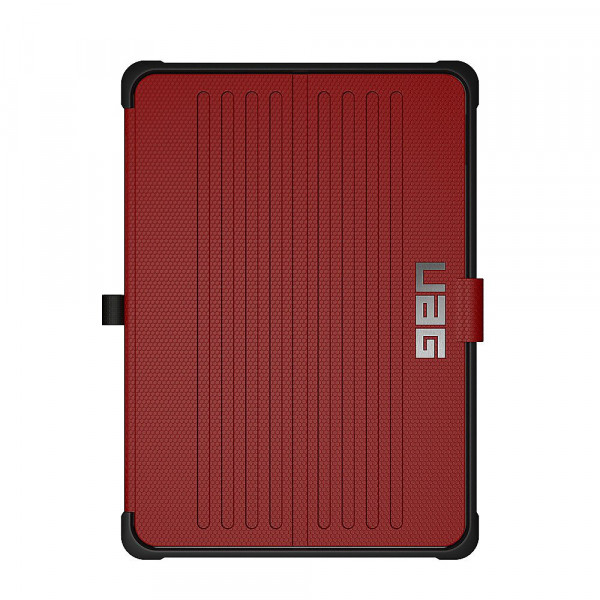 "UAG - Urban Armor Gear Metropolis Case für Apple iPad 9,7"" (2017 & 2018) - Magma Rot"