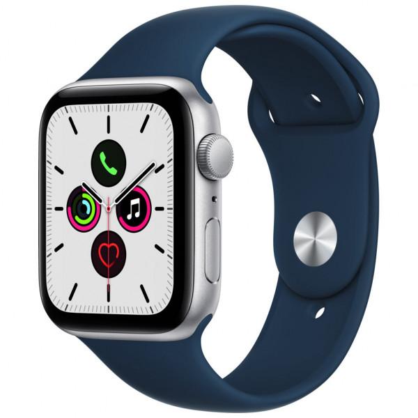 Apple Watch SE (GPS) 40 mm - Touchscreen - 32 GB - Silver (Aluminium)