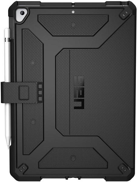 "UAG - Urban Armor Gear Metropolis Case für Apple iPad 7th GEN. 10,2"" (2019) schwarz"