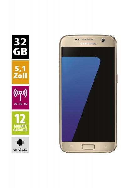 Samsung Galaxy S7 (32GB) - Gold Platinum