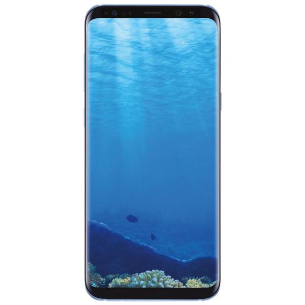 Samsung Galaxy S8+ (64GB) - Coral Blue