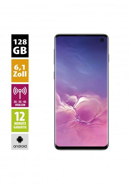 Samsung Galaxy S10 DUOS (128GB) - Prism Black