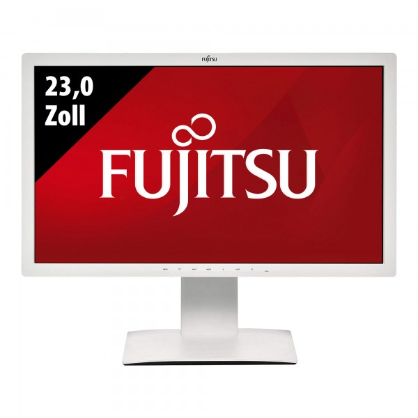 Fujitsu Display B23T-7 LED - 23,0 Zoll - FHD (1920x1080) - 5ms - weiß