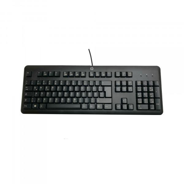 HP 672647-043 - Tastatur - schwarz