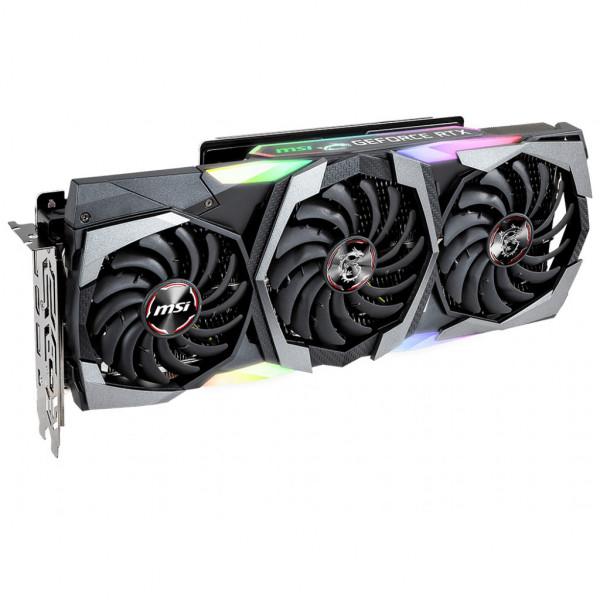 MSI - GeForce RTX 2080 GAMING X TRIO - 8GB - GDDR6 - Grafikkarte (602-V372-19S) - Bulk