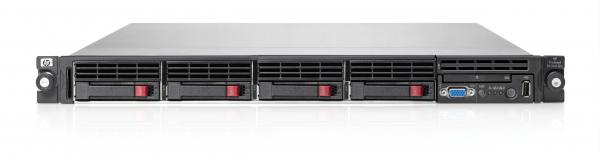 HP Proliant DL 360 G6 - 1x Xeon E5520 @ 2,27 GHz - 12GB RAM - 1x 146GB HDD - kein LW