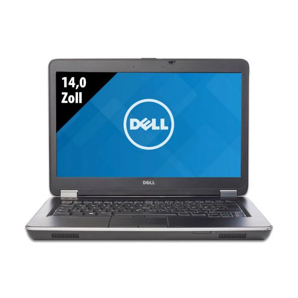 Dell Latitude E6440 - 14,0 Zoll - Core i5-4310M @ 2,7 GHz - 8GB RAM - 250GB SSD - WXGA (1366x768) - Win10Home