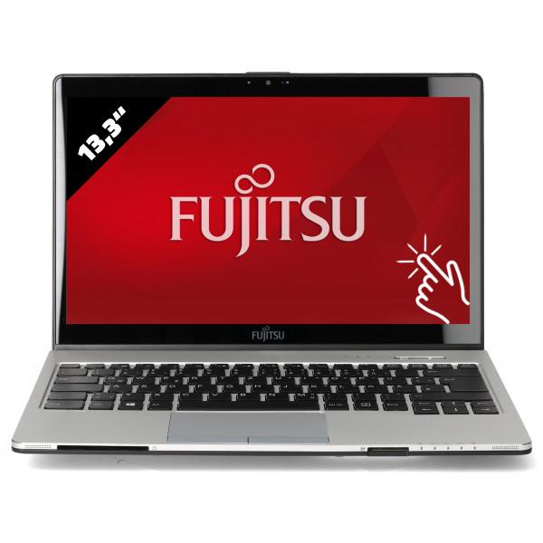 Fujitsu LifeBook S936 - 13,3 Zoll - Core i5-6300U @ 2,4 GHz - 8GB RAM - 500GB SSD - FHD (1920x1080) - Touch - Webcam - Win10Home