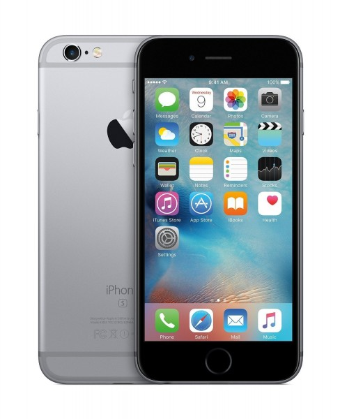 Apple iPhone 6s (128GB) - Space Gray