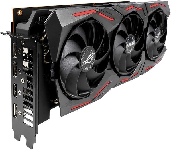 ASUS ROG Strix Radeon RX 5700 XT OC - Grafikkarte - 8GB GDDR6 - PCIe 4.0
