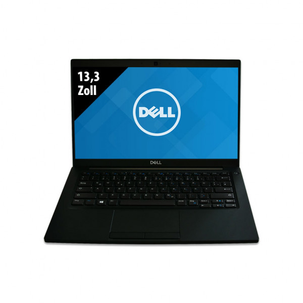 Dell Latitude 7390 - 13,3 Zoll - Core i5-8350U @ 1,7 GHz - 8GB RAM - 250GB SSD - FHD (1920x1080) - Webcam - Win10Pro