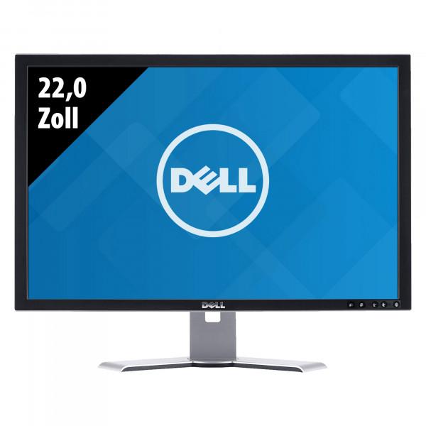 Dell 2208WFPt - 22,0 Zoll - WSXGA+ (1680x1050) - 5ms - schwarz