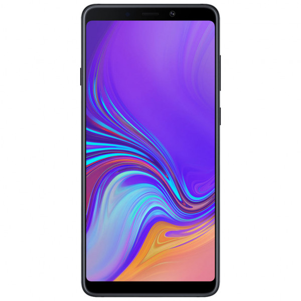 Samsung Galaxy A9 Duos 2018 (128GB) - Caviar Black