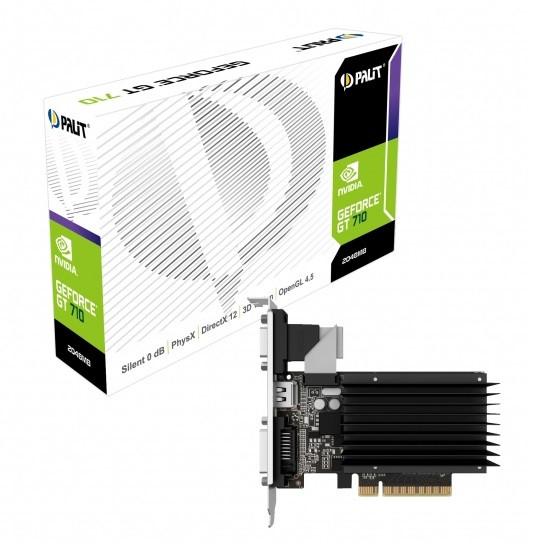 Palit GeForce GT 710 - Grafikkarte - 2GB DDR3