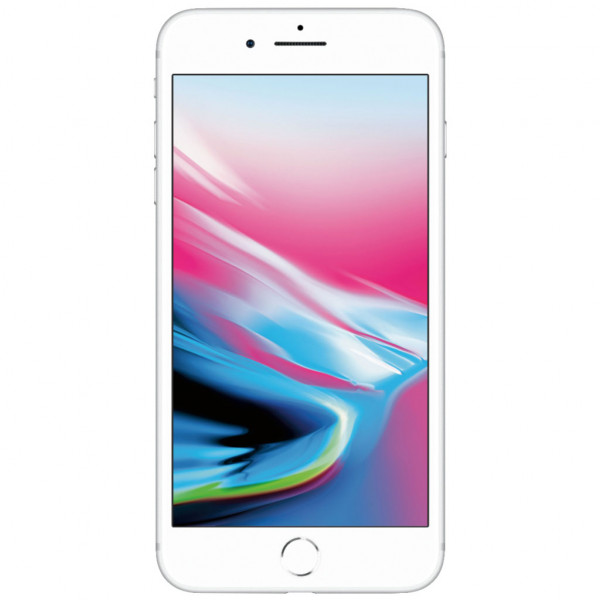 Apple iPhone 8 Plus (64GB) - Silver