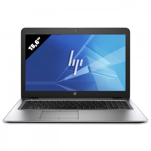 HP EliteBook 850 G3 - 15,6 Zoll - Core i5-6200U @ 2,3 GHz - 8GB RAM - 250GB SSD - FHD (1920x1080) - Webcam - Win10Pro