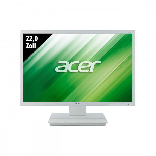 Acer B226WL - 22,0 Zoll - WSXGA+ (1680x1050) - 5ms - weiß