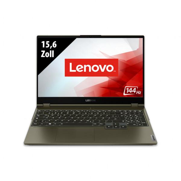 Lenovo Legion C7 - 15,6 Zoll - Core i7-10875H @ 2,3 GHz - 32GB RAM - 500GB SSD - 1000GB SSD - Nvidia GeForce RTX 2070 Super - FHD 144Hz (1920x1080) - Webcam...