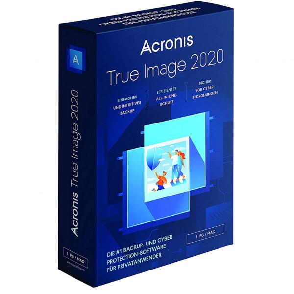 Acronis True Image 2020 - Box 1 - DE