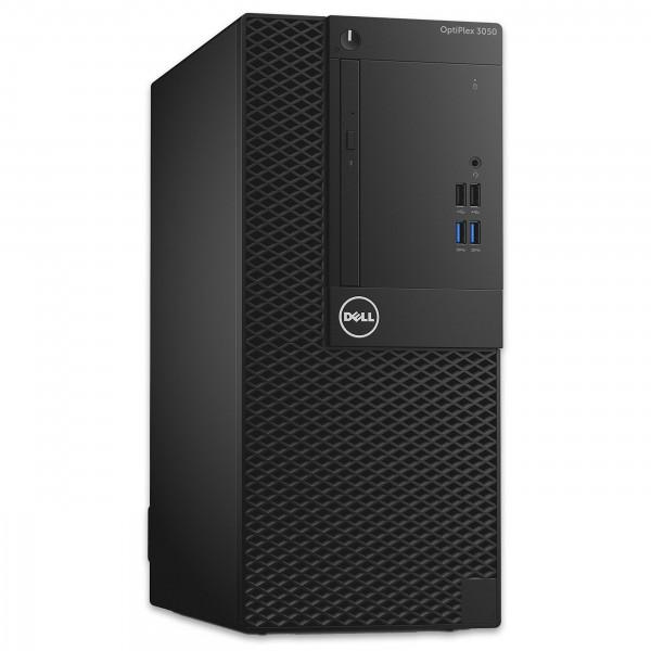 Dell OptiPlex 3050 MT - Core i3-6100 @ 3,7 GHz - 8GB RAM - 250GB SSD - DVD-RW - Win10Home